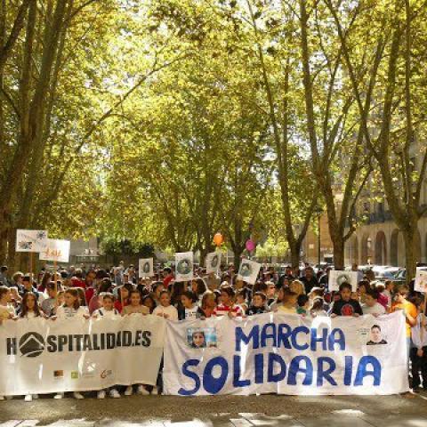 Embedded thumbnail for Jornada solidaria Hospitalidad. Pamplona, 8 de octubre de 2017
