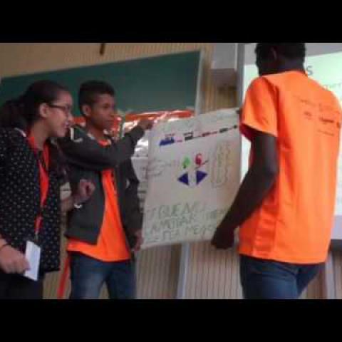Embedded thumbnail for Red de Jovenes-Gazte Sarea ALBOAN 2016