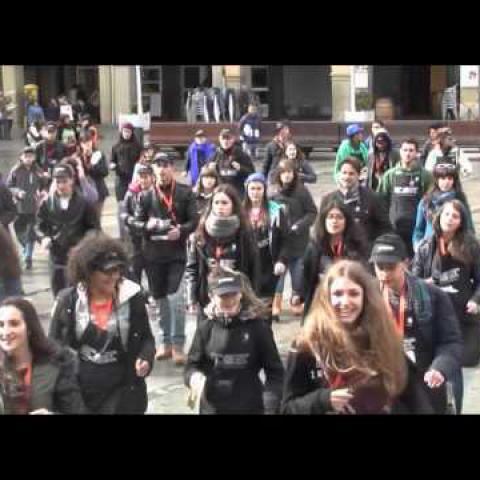 Embedded thumbnail for II Encuentro Gazte Sarea-Red de Jóvenes por la Solidaridad de ALBOAN