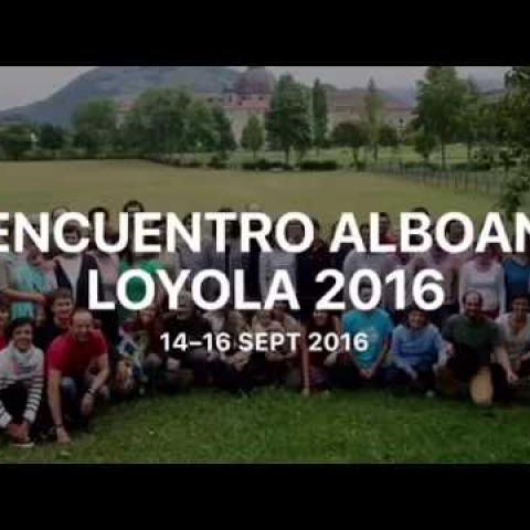 Embedded thumbnail for Equipo ALBOAN en Loyola 2016