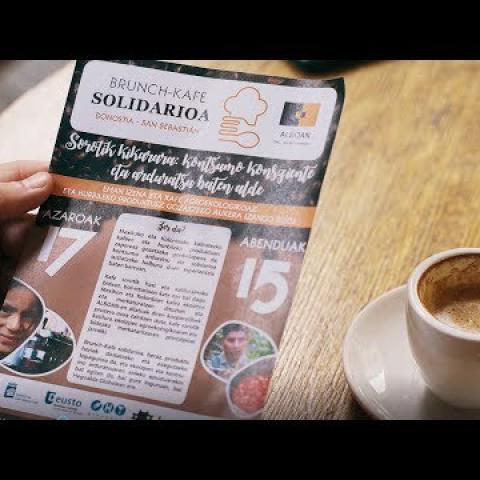 Embedded thumbnail for Brunch Café solidario 2019