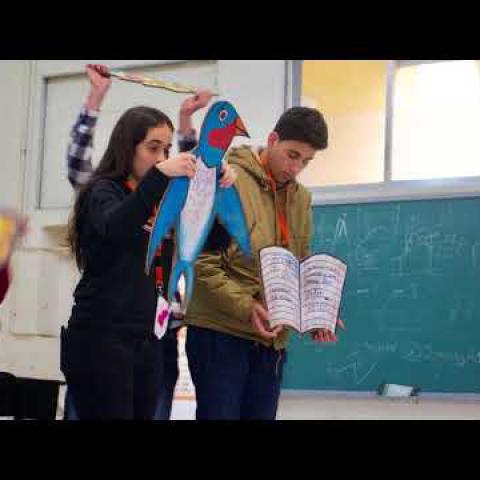 Embedded thumbnail for Del 4º al 5º Encuentro Red de Jóvenes ALBOAN. Gazte Sarea