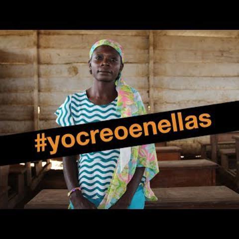 Embedded thumbnail for Mujeres en Marcha - testimonios desde África