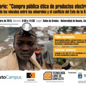 Compra pública ética de productos electrónicos