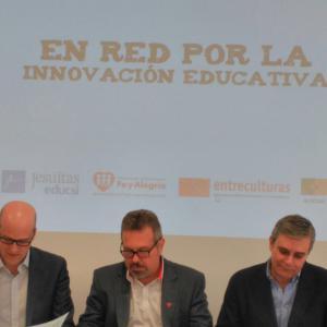Educsi, Fe y Alegría, Entreculturas y ALBOAN: En red por la innovación educativa