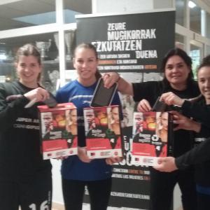 Super Amara Bera Bera con campaña TLC