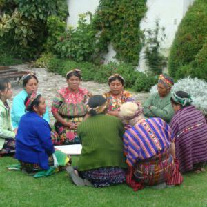 Mujeres Quiche