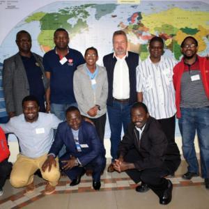Encuentro Fe y Alegría  África y Madagascar
