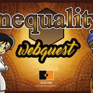 Inequality Webquest