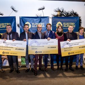 Premio Electro Alavesa Carrera Solidaria