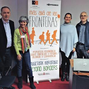 Jornada sobre refugio en Pamplona