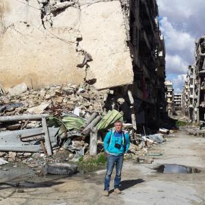 10 días en el corazón de Siria