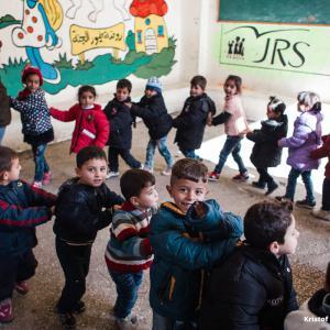 7 años de guerra en Siria: protejamos la educación