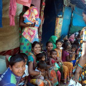 La experiencia de la comunidad Valmiki en Ahmedabad