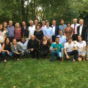 Encuentro de REPAM en Berlin
