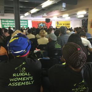 Foro Social Temático sobre la Minería y el Extractivismo