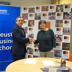 ALBOAN y Deusto Business School apuestan por una educación por el cambio socioambiental