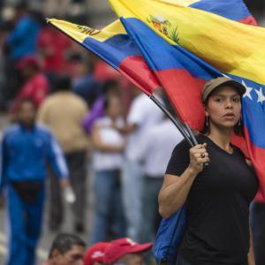 Venezuelarentzako laguntza