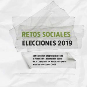 Retos sociales: Elecciones 2019