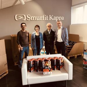 Smurfit Kappa colabora con la campaña Tecnología libre de conflicto