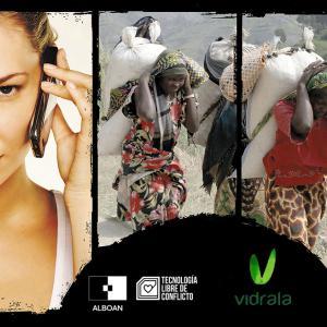 Vidrala participa en la iniciativa Móviles por el Congo