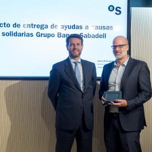 Banco Sabadell apoya el acceso a la educación de calidad en Chad