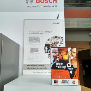 BSH colabora en la campaña Tecnología Libre de Conflicto
