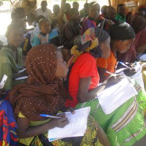 El COAVN contribuye a facilitar el acceso a una educación de calidad en Chad