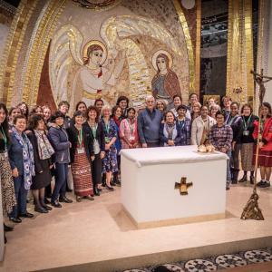 Mujeres latinoamericanas en la Compañía de Jesús