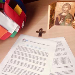 Los jesuitas piden solidaridad a la UE