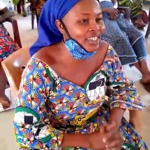 Formación de mujeres en Chad