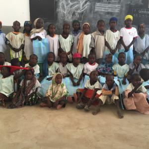 LORTU Desarrollo Empresarial apoya la educación rural en Chad