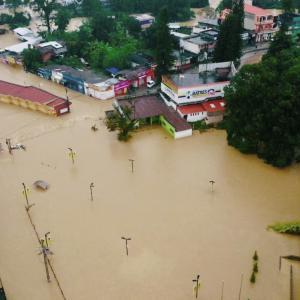 Emergencia en Centroamérica