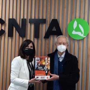CNTA participa en la iniciativa Móviles por el Congo