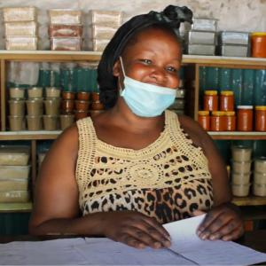 #Mujeresquedanlacara desde Kenia