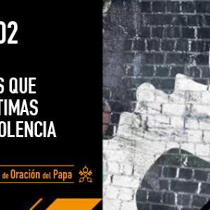 El Papa sobre la violencia contra las mujeres