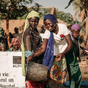 AUARA y Alboan, agua para cambiar el mundo