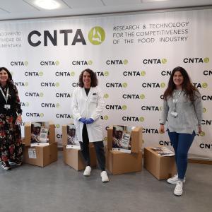 CNTA colabora con Tu Ropa en Marcha